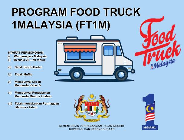 FOOD TRUCK 1MALAYSIA