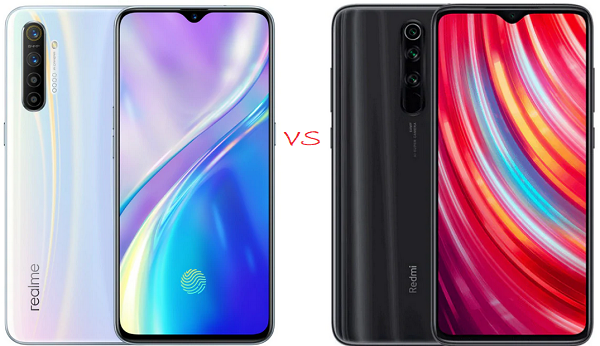 Xiaomi Redmi Note Pro VS Realme XT Spec Comparison