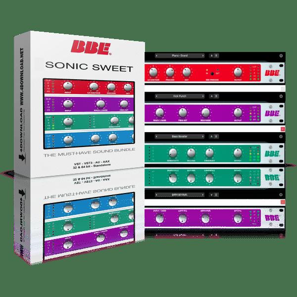 BBE Sound Sonic Sweet v4.3.0 Full version