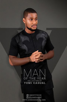 Yomi Casual Unveils Man Of The Year Collection Modeled By Celebs