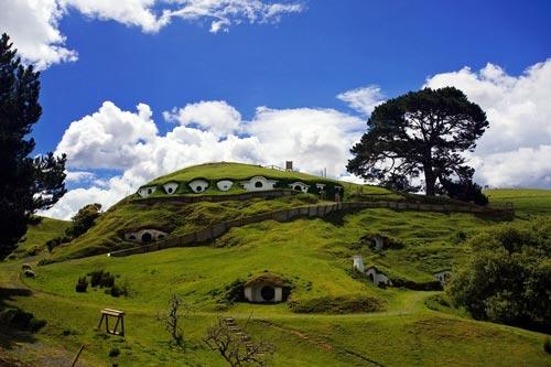 Geografi Keadaan Alam dan Iklim Selandia Baru