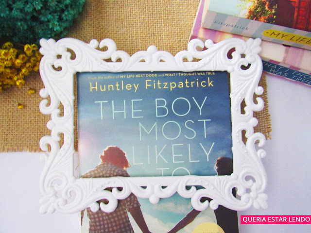 Resenha: The Boy Most Likely To