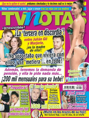 Revista TV Notas México - 25 Abril 2017
