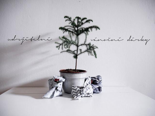 Tipy na udržitelné vánoční dárky