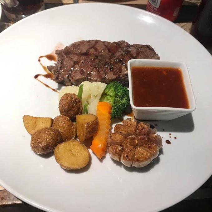 Review Botanica Restaurant, 116/D4 Giảng Võ