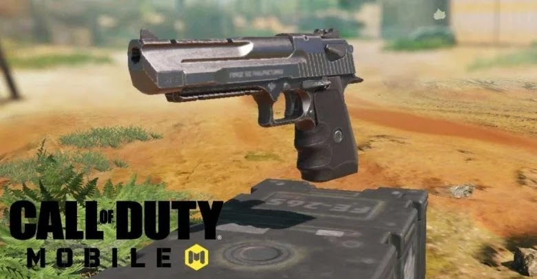 What are the guns in Call of Duty: Mobile