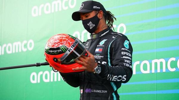 Lewis Hamilton Fórmula 1