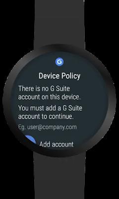 Application interface