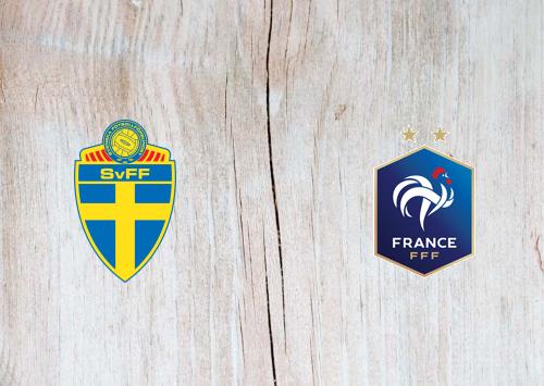 Sweden vs France Full Match & Highlights 05 September 2020