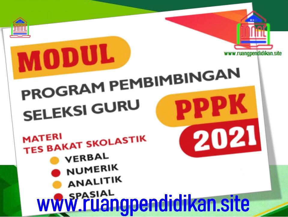 Modul Seleksi PPPK Tahun 2021