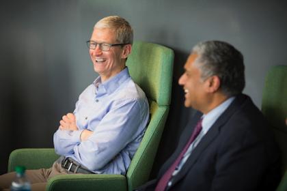 Menurut CEO Apple, Skill Inilah Yang Bisa Membuat Anak Muda Sukses