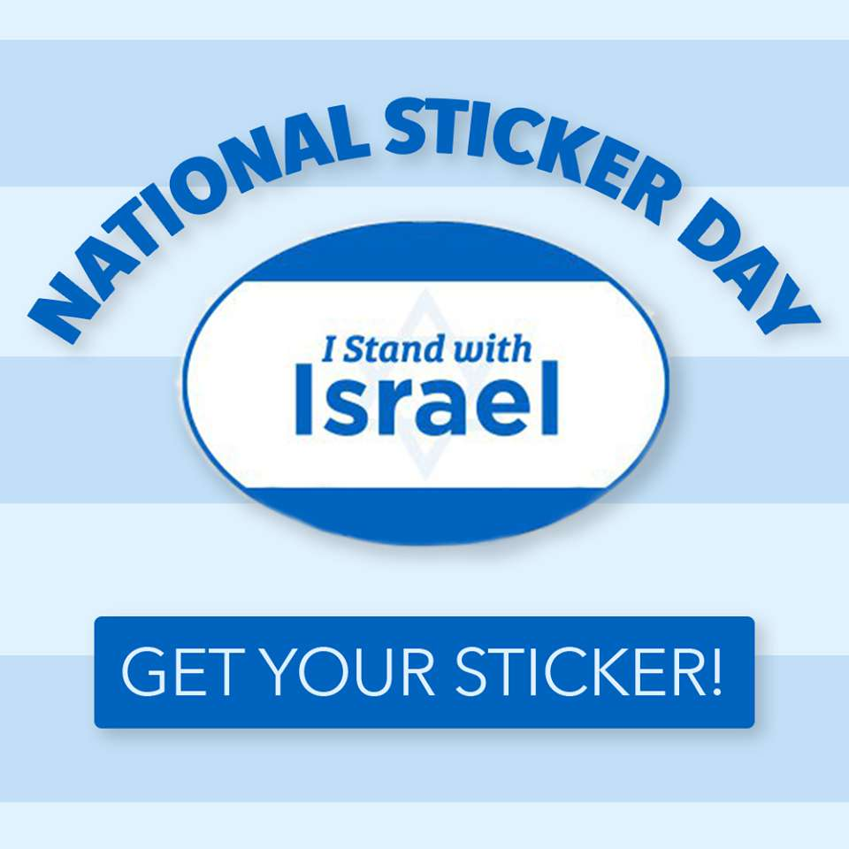 National Sticker Day Wishes Pics
