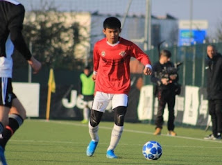 Inter Milan U-17 vs Garuda Select