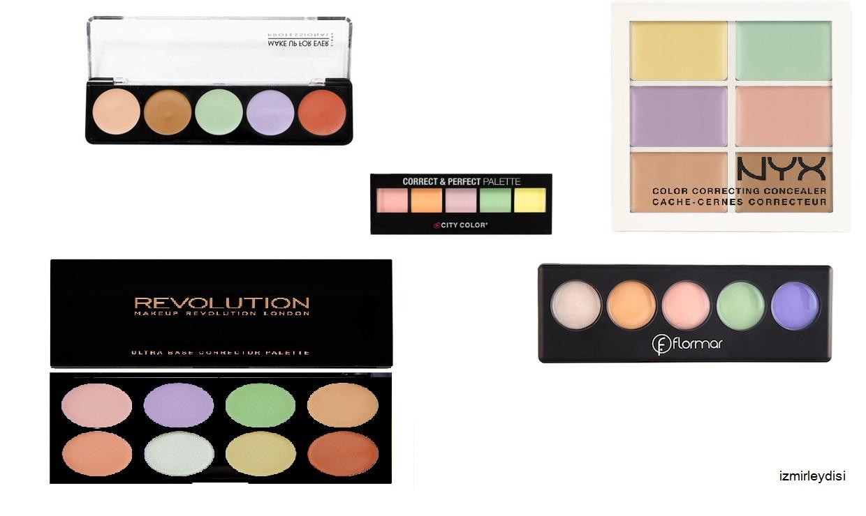 Color Correcting nasıl uygulanır