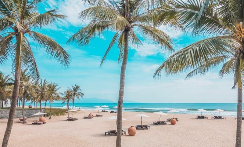 Bãi biển Hà My - Điện Dương