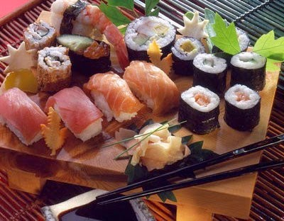 Sushi Can Stay Away From Lung Cancer To The Active Smoker