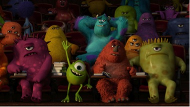 F This Movie!: Review: Monsters University