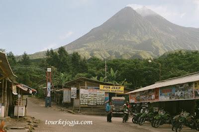 Wisata Lava Tour Kaliadem