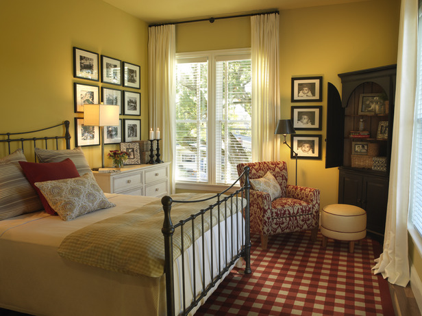 Luxury Bedroom Ideas: Guest Bedroom Ideas