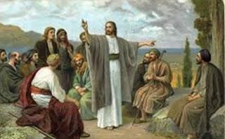 Resultado de imagen de jesus escoge a los doce en el monte