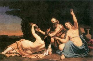 As filhas de Ló e o incesto