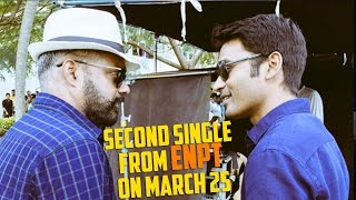 Second single from ENPT on March 25