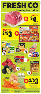 Freshco Flyer canada December 7 - 13, 2017