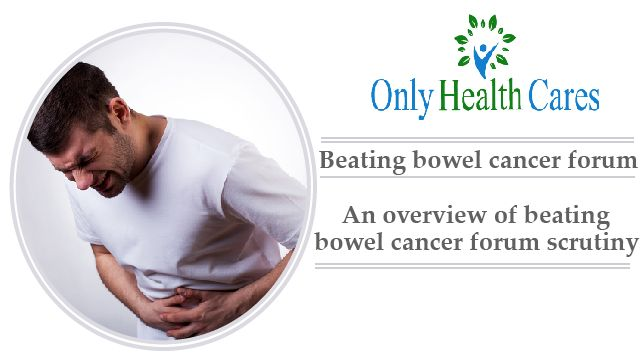 Beating Bowel Cancer Forum