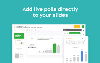 An Easy Way to Add Polls to Your Google Slides Presentations