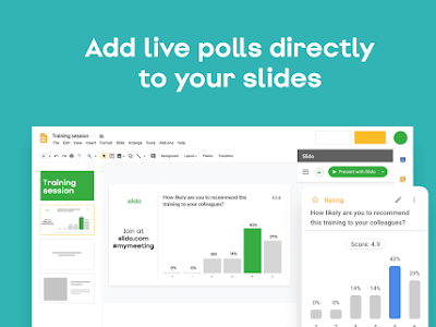 Here Is How to Make Your Google Slides Presentations Interactive by Adding Live Polls and Quizzes