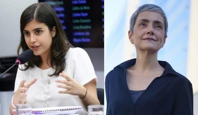 Tabata Amaral diz que mecanismo de escolha de reitores precisa melhorar e leva invertida de Debora Diniz