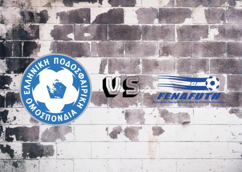 Grecia vs Honduras  Resumen