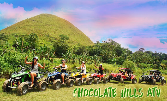 chocolate hills ATV
