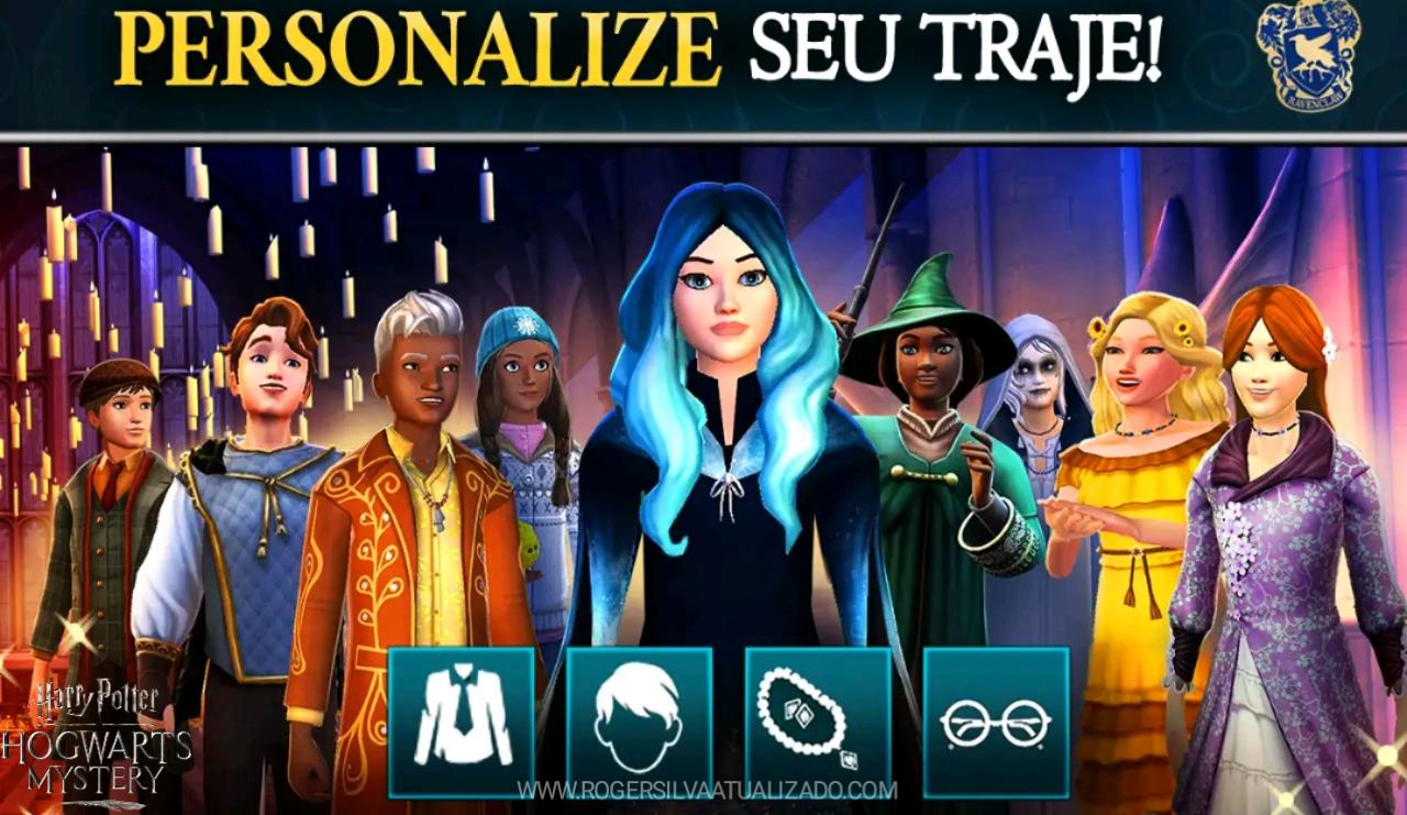 Harry Potter mod menu 2021
