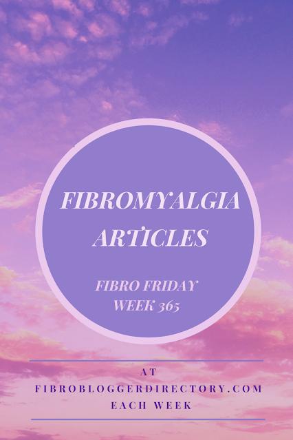 fibromyalgia awareness month at Fibro Friday