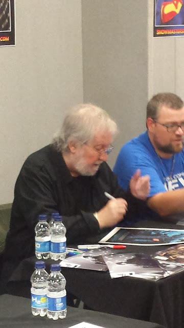 tobe hooper london film & comic con