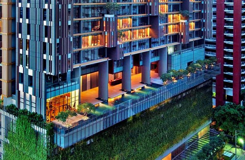Hansar Hotel Bangkok Thailand