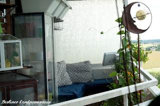 Balkonbepflanzung pflegeleicht