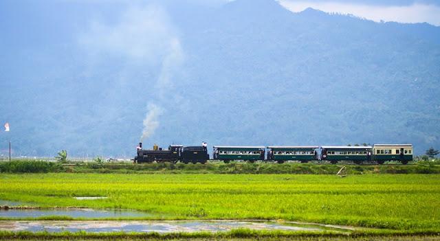 Kereta Api Wisata Ambarawa