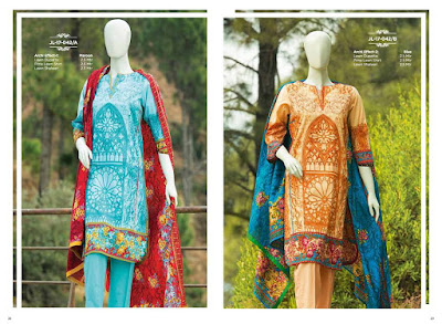 Mera Andaz J. Junaid Jamshed spring summer dresses collection 2017 Vol. 1