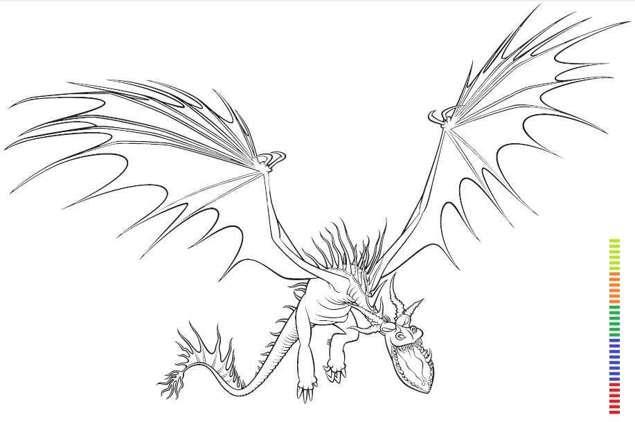 32 Ausmalbilder Dragons Skrill Besten Bilder Von Ausmalbilder
