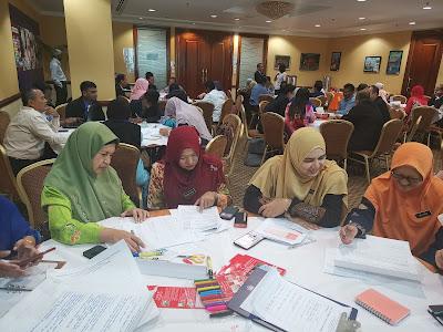 Bengkel Jawatankuasa Kajian Dasar Pendidikan Negara