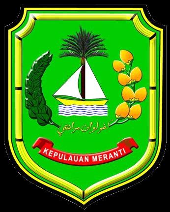 Logo   Lambang Lambang Kabupaten Kepulauan Meranti