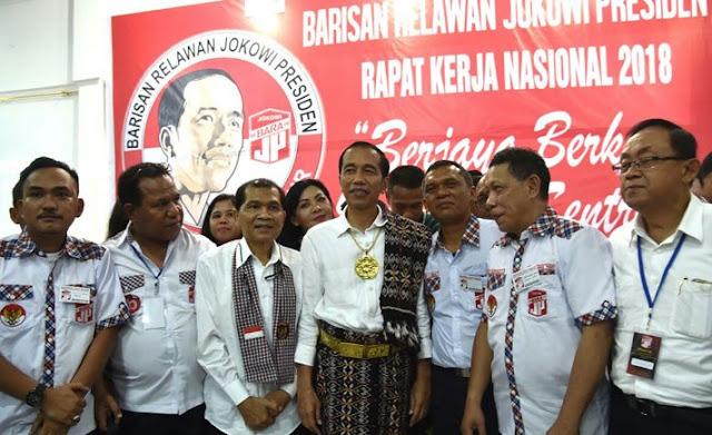 Relawan Jokowi Merasa Tak Dilirik jadi Menteri, Padahal Dianiaya Kubu Lawan saat Pilpres