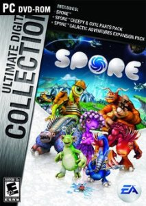 Download Spore Collection PC Repack Version Free