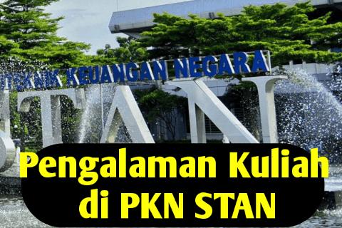 Pengalaman Kuliah di PKN STAN