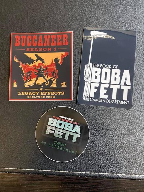 book of fett stickers
