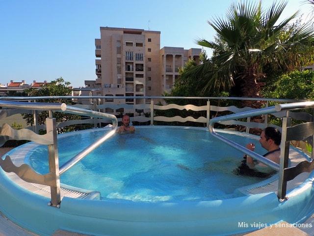 Zona Vip Balneario de Marina D'or, ciudad de vacaciones, Oropesa del Mar, Castellón