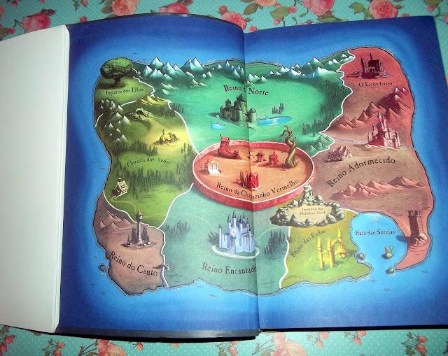 Resenha Terra de Histórias O Feitiço do Desejo -