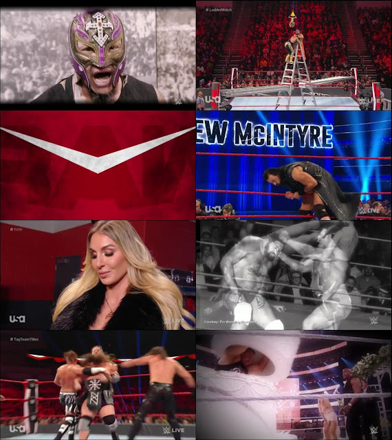 WWE Monday Night Raw 20 January 2020 720p HDTV